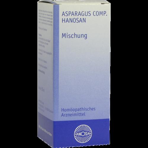 Verpackungsbild(Packshot) von ASPARAGUS COMP.Hanosan flüssig