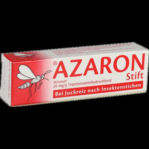 Verpackungsbild(Packshot) von AZARON Stick
