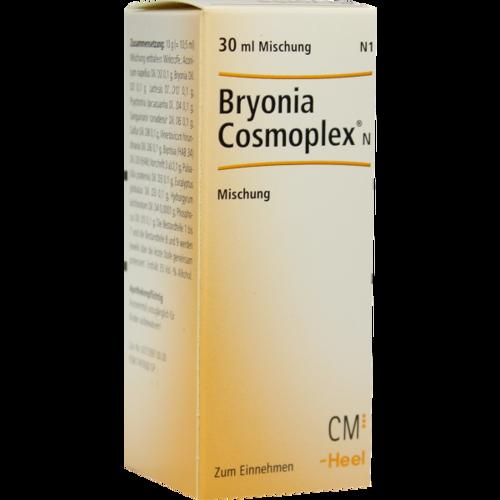 Verpackungsbild(Packshot) von BRYONIA COSMOPLEX N Tropfen