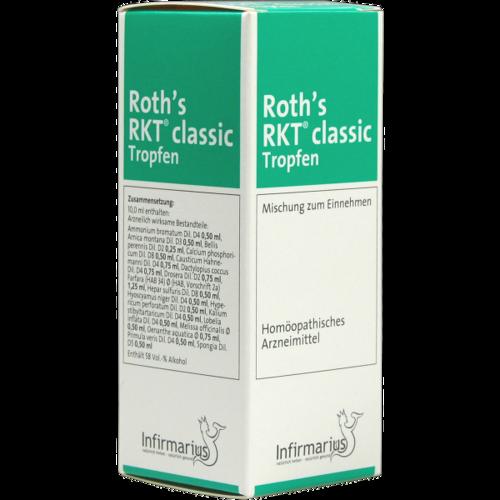 Verpackungsbild(Packshot) von ROTHS RKT Classic Tropfen