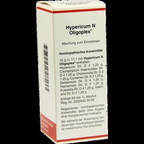 Verpackungsbild(Packshot) von HYPERICUM N Oligoplex Liquidum