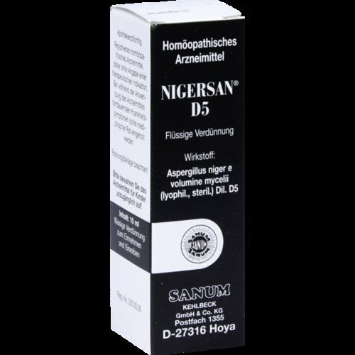 Verpackungsbild(Packshot) von NIGERSAN D 5 Tropfen