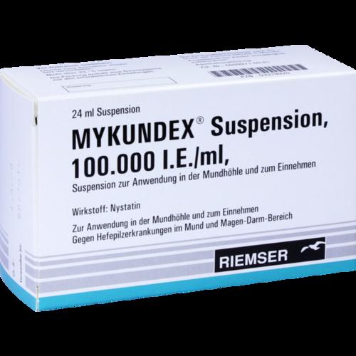 Verpackungsbild(Packshot) von MYKUNDEX Suspension