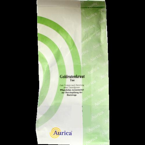 Verpackungsbild(Packshot) von GOLDRUTENKRAUT Tee