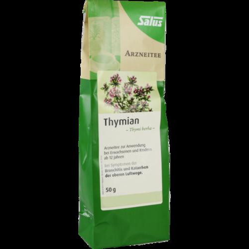 Verpackungsbild(Packshot) von THYMIAN ARZNEITEE Thymi herba Bio Salus