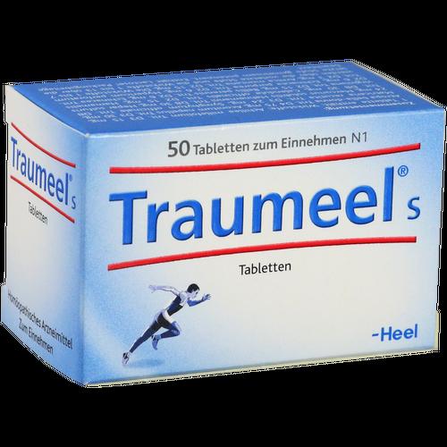 Verpackungsbild(Packshot) von TRAUMEEL S Tabletten