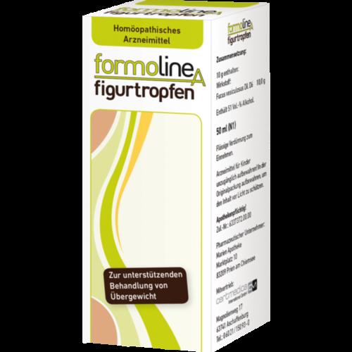 Verpackungsbild(Packshot) von FORMOLINE A Figurtropfen