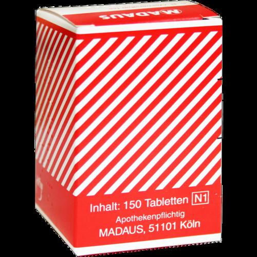 Verpackungsbild(Packshot) von BELLIS N Oligoplex Tabletten