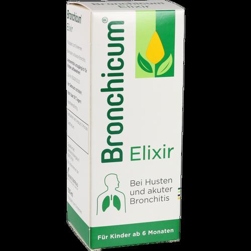 Verpackungsbild(Packshot) von BRONCHICUM Elixir
