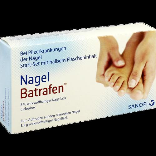 Verpackungsbild(Packshot) von NAGEL BATRAFEN Start Set Lösung
