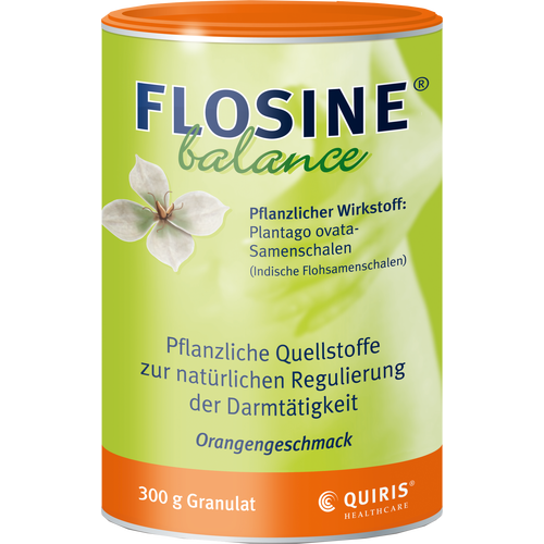 Verpackungsbild(Packshot) von FLOSINE Balance Granulat