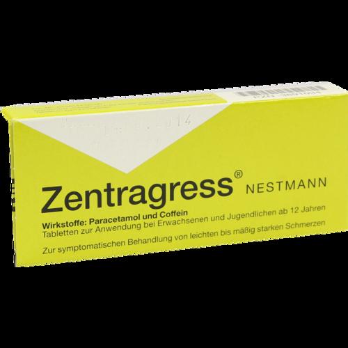 Verpackungsbild(Packshot) von ZENTRAGRESS Nestmann Tabletten