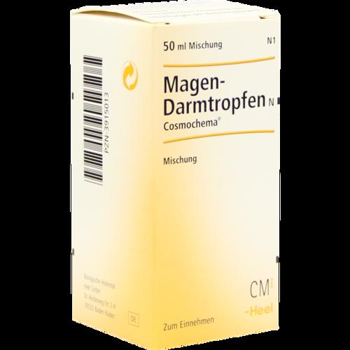 Verpackungsbild(Packshot) von MAGEN DARMTROPFEN N Cosmochema
