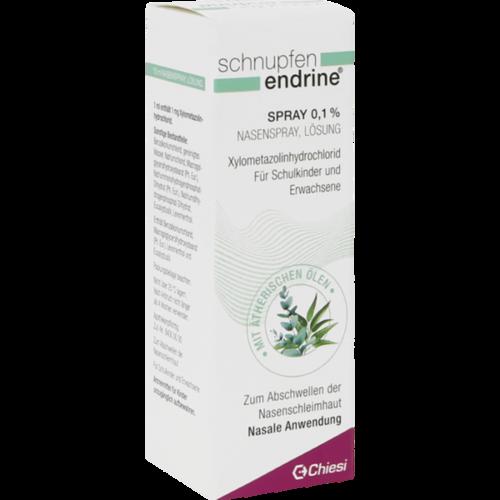 Verpackungsbild(Packshot) von SCHNUPFEN ENDRINE 0,1% Nasenspray