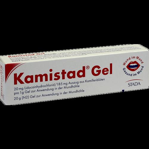 Verpackungsbild(Packshot) von KAMISTAD Gel