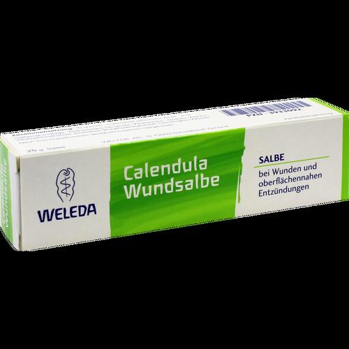 Verpackungsbild(Packshot) von CALENDULA WUNDSALBE
