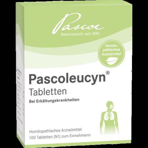 Verpackungsbild(Packshot) von PASCOLEUCYN Tabletten