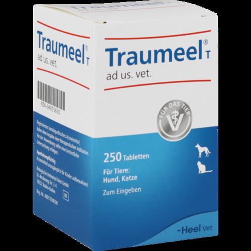 Verpackungsbild(Packshot) von TRAUMEEL T ad us.vet.Tabletten