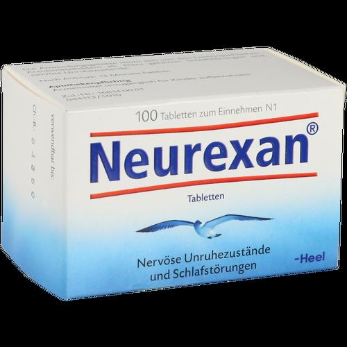 Verpackungsbild(Packshot) von NEUREXAN Tabletten