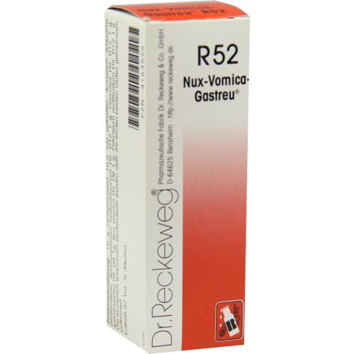 Verpackungsbild(Packshot) von NUX VOMICA-GASTREU R52 Mischung