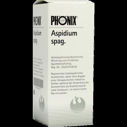 Verpackungsbild(Packshot) von PHÖNIX ASPIDIUM spag.Mischung