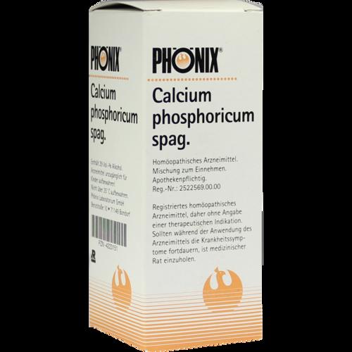 Verpackungsbild(Packshot) von PHÖNIX CALCIUM phosphoricum spag.Mischung