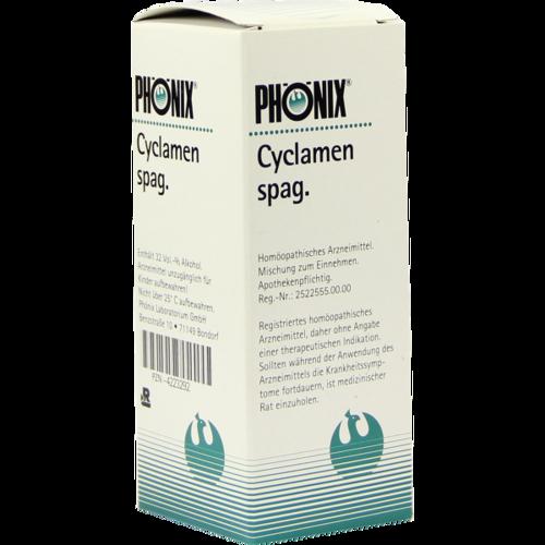 Verpackungsbild(Packshot) von PHÖNIX CYCLAMEN spag.Mischung