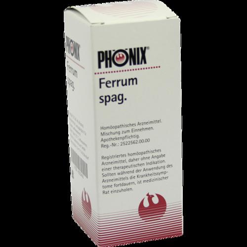 Verpackungsbild(Packshot) von PHÖNIX FERRUM spag.Mischung