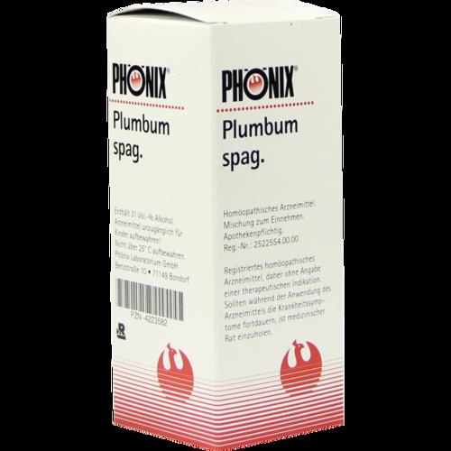 Verpackungsbild(Packshot) von PHÖNIX PLUMBUM spag.Mischung