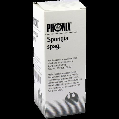 Verpackungsbild(Packshot) von PHÖNIX SPONGIA spag.Mischung