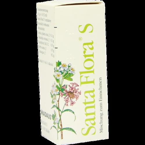 Verpackungsbild(Packshot) von SANTA FLORA S Lösung