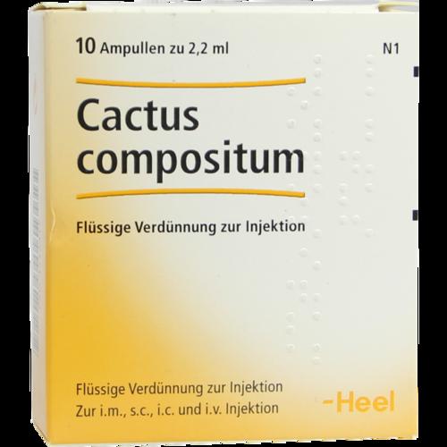 Verpackungsbild(Packshot) von CACTUS COMPOSITUM Ampullen