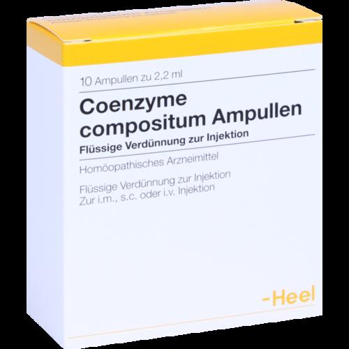 Verpackungsbild(Packshot) von COENZYME COMPOSITUM Ampullen