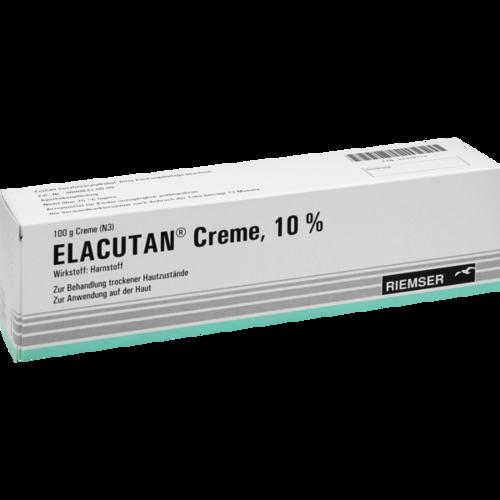 Verpackungsbild(Packshot) von ELACUTAN Creme
