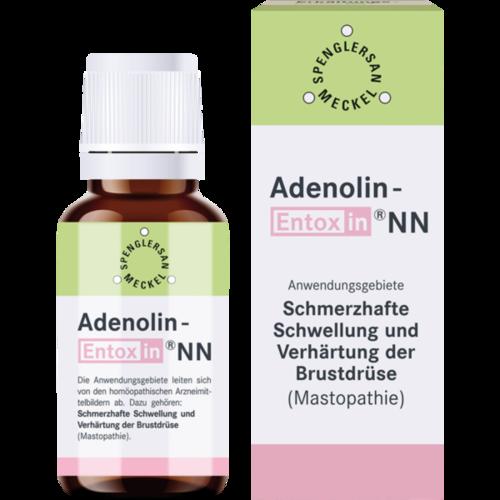 Verpackungsbild(Packshot) von ADENOLIN-ENTOXIN N Tropfen