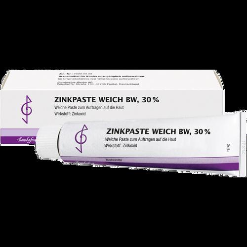 Verpackungsbild(Packshot) von ZINKPASTE BW weich
