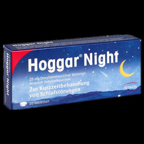 Verpackungsbild(Packshot) von HOGGAR Night Tabletten