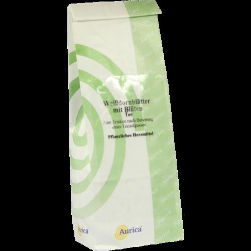 Verpackungsbild(Packshot) von WEISSDORN TEE Aurica
