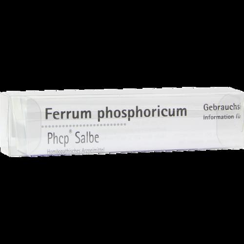 Verpackungsbild(Packshot) von FERRUM PHOSPHORICUM PHCP Salbe