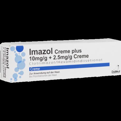 Verpackungsbild(Packshot) von IMAZOL Creme Plus