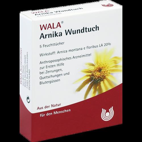Verpackungsbild(Packshot) von ARNIKA WUNDTUCH