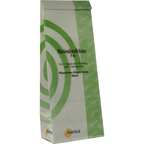 Verpackungsbild(Packshot) von MARIENDISTEL FRÜCHTE Aurica Tee