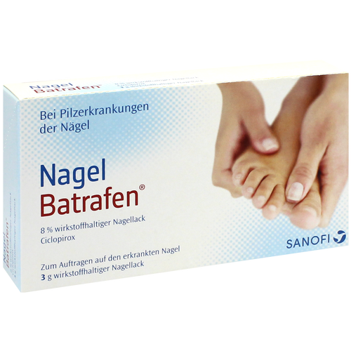 Verpackungsbild(Packshot) von NAGEL BATRAFEN Lösung