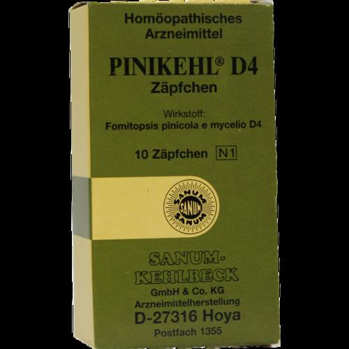 Verpackungsbild(Packshot) von PINIKEHL Suppositorien D 4