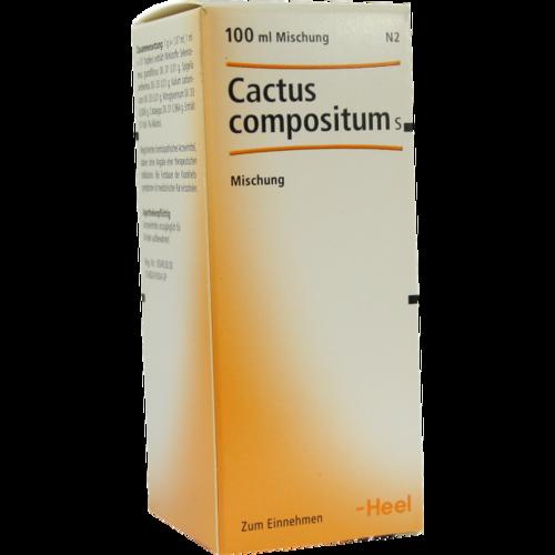 Verpackungsbild(Packshot) von CACTUS COMPOSITUM S Liquidum