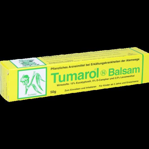 Verpackungsbild(Packshot) von TUMAROL N Balsam