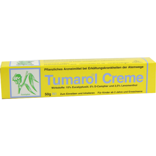 Verpackungsbild(Packshot) von TUMAROL Creme