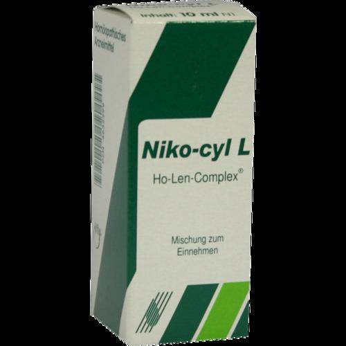 Verpackungsbild(Packshot) von NIKO-CYL L Ho-Len-Complex Tropfen