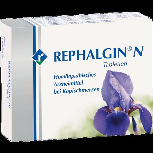 Verpackungsbild(Packshot) von REPHALGIN N Tabletten