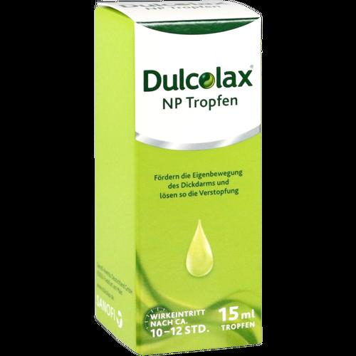 Verpackungsbild(Packshot) von DULCOLAX NP Tropfen